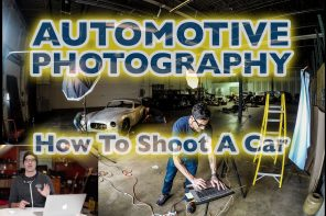 Automotive Photography – How To Shoot A Car