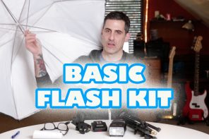 Flash Basics: Off-Camera Flash Kit