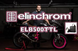 Custom Motorcycle BTS with Elinchrom ELB500TTL