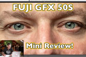 Fuji GFX 50S Review