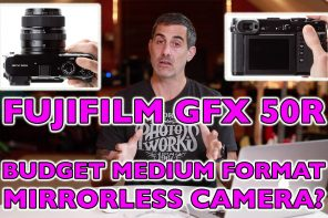 Is the Fujifilm GFX 50R a Budget Medium Format Mirrorless Camera?!