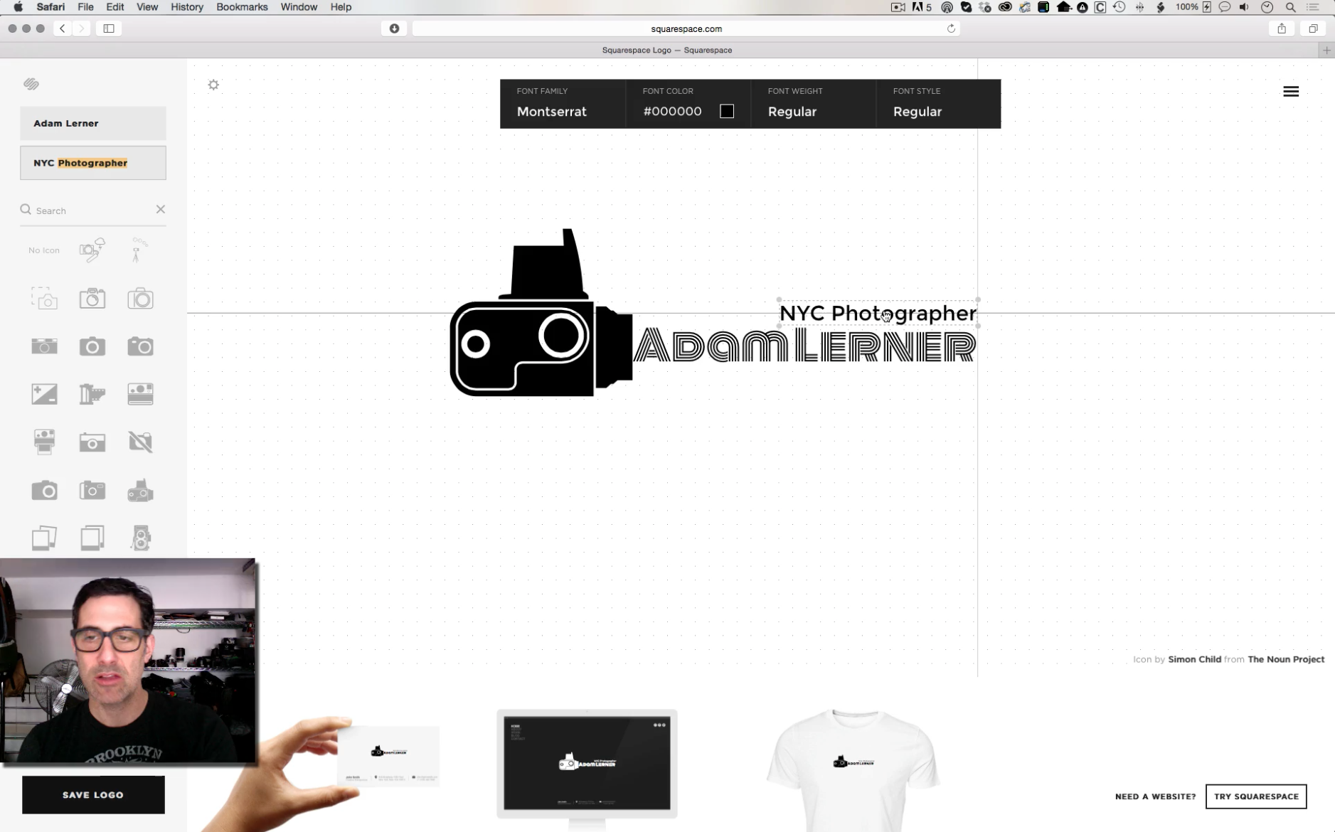 How to Make a Custom Logo in Under 5 Minutes!